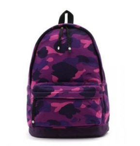 BAPE COLOR CAMO BACKPACK