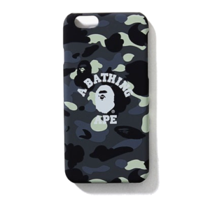 BAPE CAMO IPHONE CASE