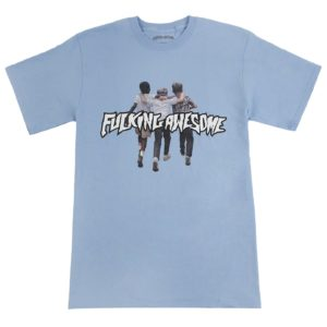 FUCKING AWESOME FRIENDS TEE BLUE
