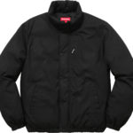 SUPREME ASTRONAUT PUFFY JACKET BLACK