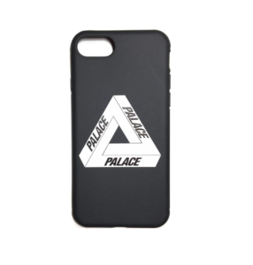 PALACE LOGO IPHONE CASE BLACK