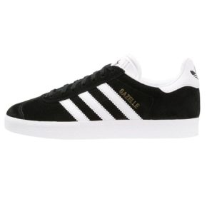 ADIDAS GAZELLE CORE BLACK/WHITE