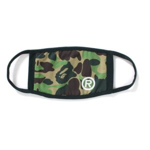 BAPE ABC CAMO MASK