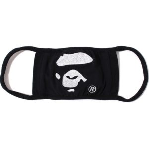 BAPE APE FACE MASK