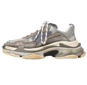 BALENCIAGA TRIPLE S GREY