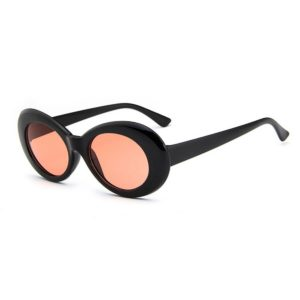 COBAIN GLASSES BLACK ORANGE