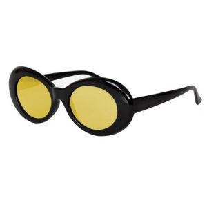 COBAIN GLASSES BLACK YELLOW